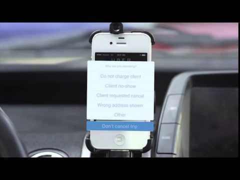 Uber Driver Training Video – iOS Genius