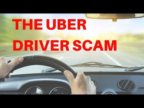 The Uber Drive Cancellation Scam
