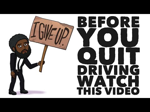 Before You Decide To Quit Driving For Uber/Lyft Watch This Video|The Bearded Uber Guy.com
