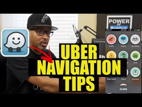 Uber Navigation | Crucial Tips For More Money (ACTIONABLE)