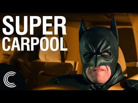 Batman Drives Uber 2: Family Time