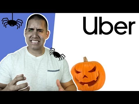 Driving Uber On Halloween (Complete Guide 2018)