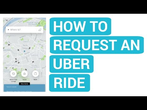 How to Request an Uber (2017)