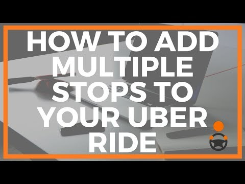 Uber Riders – How To Add Multiple Stops To Your Ride [Joe Explains]