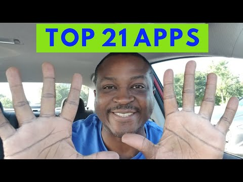 Tips On Uber Driving   My Top 21 Apps For Success