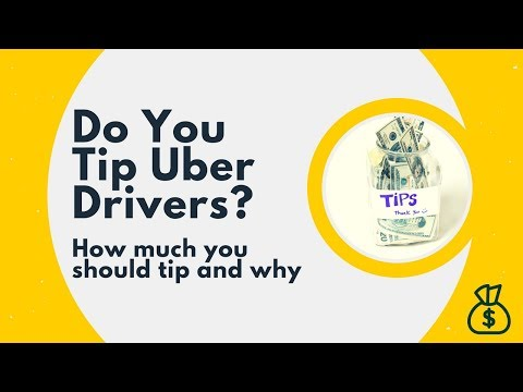 Uber Tipping Guide for Passengers [Etiquette + How Much to Tip]