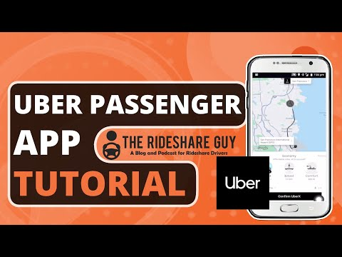 How To Use the Uber App for Passengers & Riders