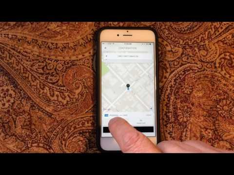 Uber Quickstart – How to use Uber