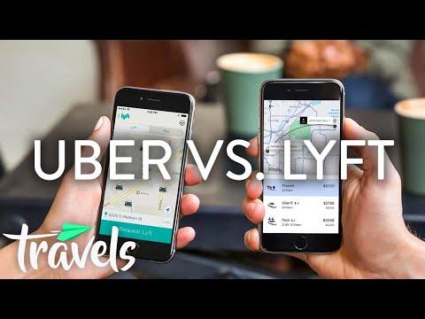 Uber vs. Lyft | MojoTravels