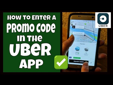 How to Apply an Uber Promo Code