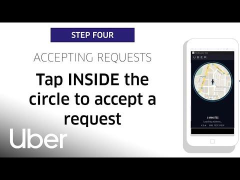 Uber Partner Video – How to use the Uber Partner App | Uber