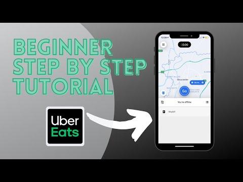 Uber Eats App – Uber Eats Tutorial for Beginners