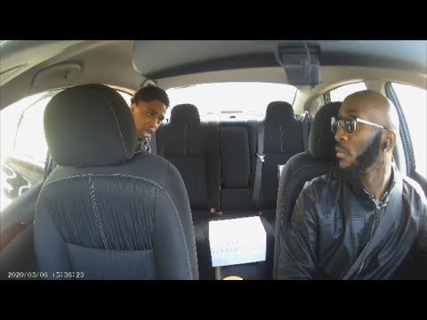 Uber Rider Picks A Fight With Driver