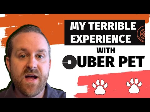My Terrible Experience with Uber PET!